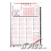 南昊 全国统一考试答题卡105T(32K/(每箱))