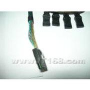EDA Mini SAS 36Pin/SATA*4(80CM)