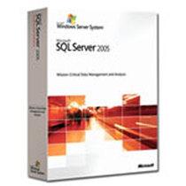 微软 SQL Server 2005 英文标准版(5用户)产品图片主图