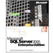微软 SQL Server 2000 中文标准版(1CPU)