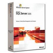 微软 SQL Server 2005 英文标准版(客户端)