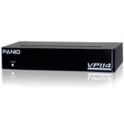 卓普 高清4路VGA视频分配器(VP114)