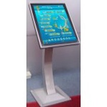 金博雅 BY-S1 KTV点歌台(红外线式触摸屏)产品图片主图