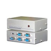 宏控 VGA电脑信号分配器(V4)产品图片主图