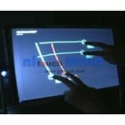 南聆 multi touch多点触摸屏(84寸)