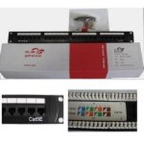 优族 24口超五类非屏蔽配线架产品图片主图
