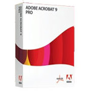 奥多比 Acrobat 9.0 Pro for Windows(中文)