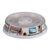 RISHENG DVD+R DL光盘10片装(8X)