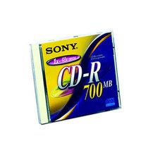 索尼 CD-R光盘单片装产品图片主图