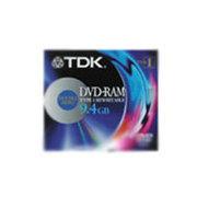 TDK DVD-RAM光盘单片装