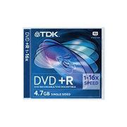TDK DVD+R光盘10片装 (16X)