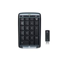 罗技 笔记本电脑用无线数字小键盘产品图片主图