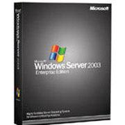 微软 Windows Server 2003 R2 中文标准版 SP1(10用户)