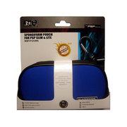 黑角(BLACK HORNS) 新版PSP蓝色记忆棉包(BH-PSP02202)