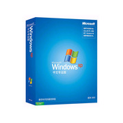 微软 Windows XP Professional(中文版 彩包)