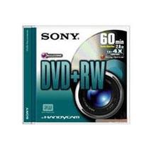 索尼 DVD+RW60 4速产品图片主图