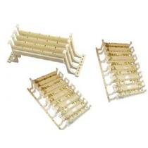 康普 100对110跳线架(有腿)(110AB2-100FT)产品图片主图