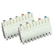 康普 5对连接块(110C-5)