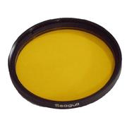 海鸥 52mm 中黄滤色镜