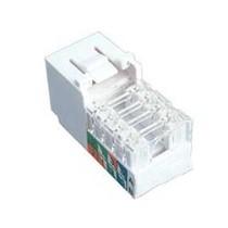 TCL 超五类信息插座模块PM111(免打线式)产品图片主图