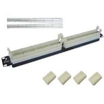 清华同方 2个50对无腿110配线架组件(CP110W2-50)产品图片主图