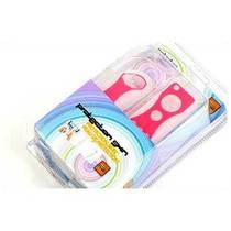 无品牌产品 Wii Pollux 双色手柄硅胶套产品图片主图