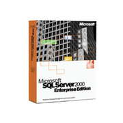 微软 SQL Server 2000 中文企业版(1CPU)