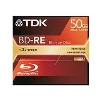 TDK BD-RE DL(BD-RE50JC2XE双层)产品图片主图