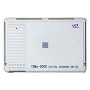 威谱 TDMx2000 E型(4外线,8分机)
