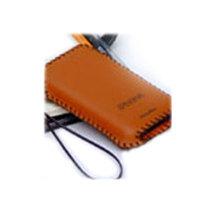 苹果 HardCE iPhone纯手工精细真皮皮套 橙色产品图片主图