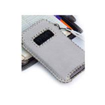 苹果 HardCE iPhone纯手工精细真皮皮套 奶白色产品图片主图