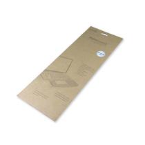 苹果 摩仕Moshi MacBook Air手垫保护贴(银色)产品图片主图