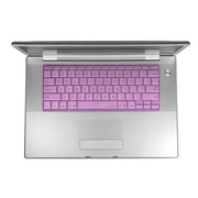 苹果 iSkin ProTouch For MacBook Pro键盘保护膜-粉色