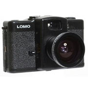 Lomo LC-A Fisheye Adaptor + LC-A+