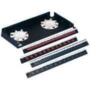 康普 24口19英寸光纤配线架面板(24-ST)