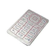 诺基亚 适配诺基亚N76手机按键 红色