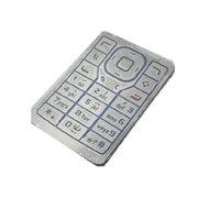 诺基亚 适配诺基亚N76手机按键 银色