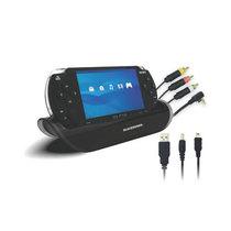 黑角(BLACK HORNS) 新版PSP多功能充电方舟(BH-PSP02507)产品图片主图