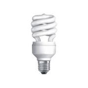 欧司朗 螺旋型18W节能灯/E27/冷色
