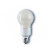 欧司朗 经典型10W节能灯/E27/冷色
