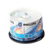 飞利浦 CD-R 52X(50片包桶装)