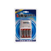 南孚 充电王充电器电池套装NFCK0209(附4粒5号1600mA电池)产品图片主图
