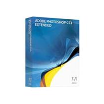 奥多比 Photoshop CS3 Extended 10.0 Windows平台(中文标准版)产品图片主图