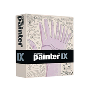 CorelDraw Painter IX
