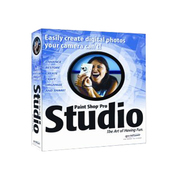 CorelDraw Paint Shop Pro Studio