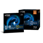TDK BD-R 6X 25GB