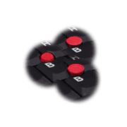 ThinkPad TrackPoint小红帽选件套装(6个装) 73P2698