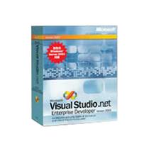 微软 Visual Studio.NET 2003(企业开发英文版)产品图片主图