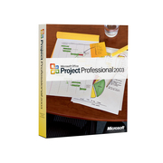微软 Project 2003(中文标准版)