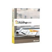 微软 FrontPage 2003(标准版)